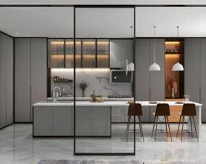 2021年盘点全屋定制厨房5大风格设计